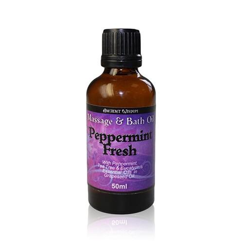 Massage & Bath Oils - 50ml - Wholesale Massage & Bath Oils - 50ml