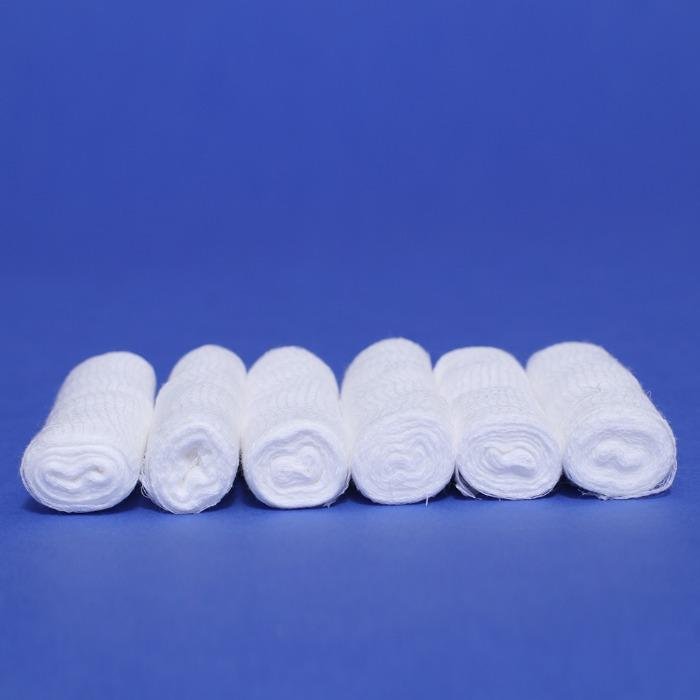 100% Cotton high absorbent side gauze roll bandage gauze ban - gauze roll bandage gauze bandage roll cotton