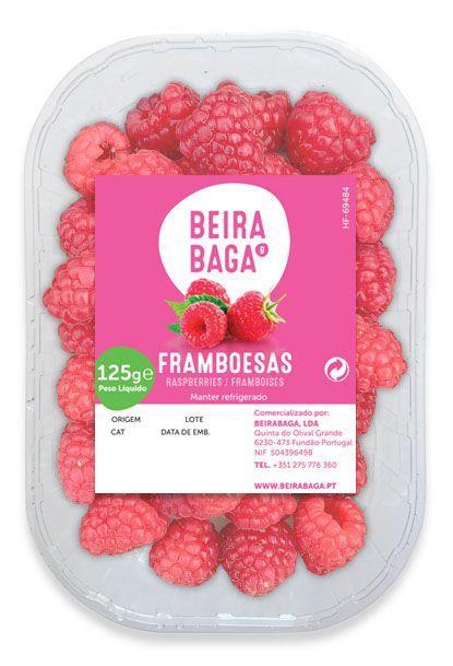 Raspberries - Framboesas