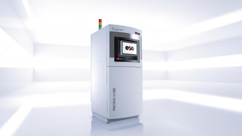 PRECIOUS M 080 - Le système PRECIOUS M 080 permet de fabriquer des pièces en métal précieux