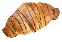 Croissant w nut-nougat filling - Croissant