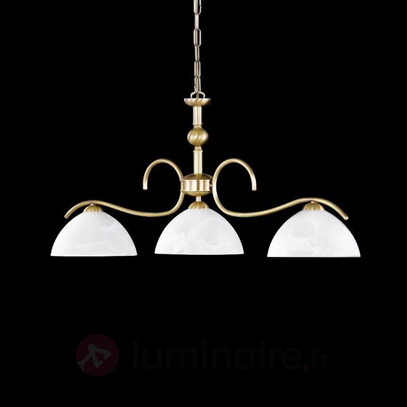 Lampes en suspension produits for Suspension trois lampes