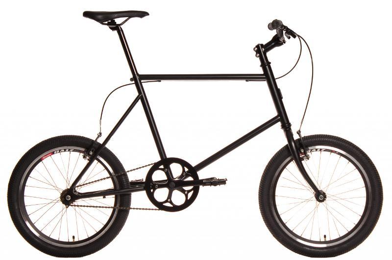 Bicicleta K-mini-v 1 Velocidad ss 48 negra - crest