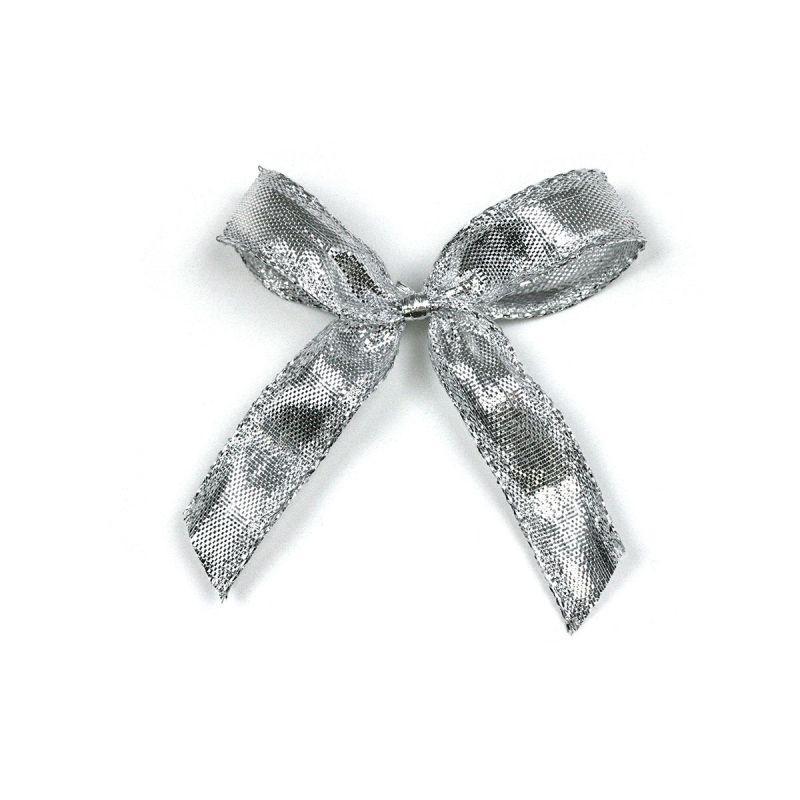 Fertigschleifen auf 5 mm Clipband - Fertigschleifen auf 5 mm Clipband
