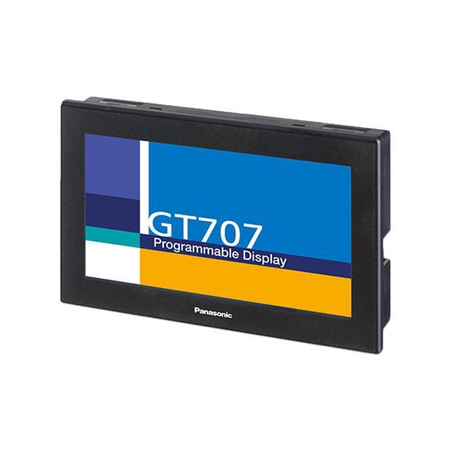 "HMI TOUCHSCREEN 7.0"" COLOR - Panasonic Industrial Automation Sales AIG707WCL1G2"