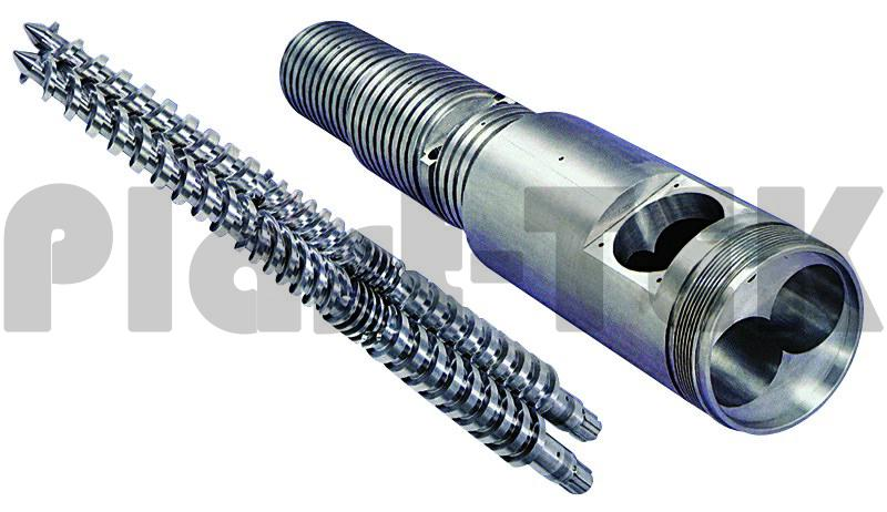 Шнеки и цилиндры для экструдеров - Шнеки и цилиндры для экструдеров