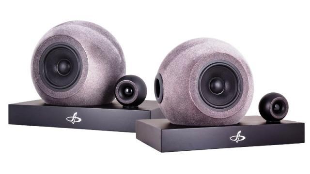 Sound Bubbles Hi-Fi loudspeakers