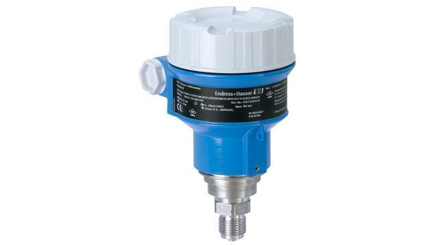 mesure pression - pression absolue relative cerabar M PMP51
