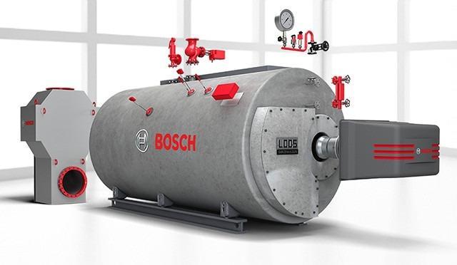 Bosch - Modernización de plantas de calderas - Reducir los costes de funcionamiento de los sistemas existentes.