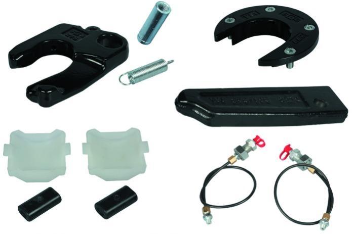 Fifth Wheel Repair Kit - Fifth Wheel Repair Kit