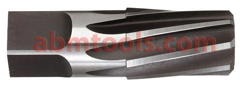Taper Pipe Reamer - Designed for reaming holes to be tapped with american Standard Taper Pipe Taps