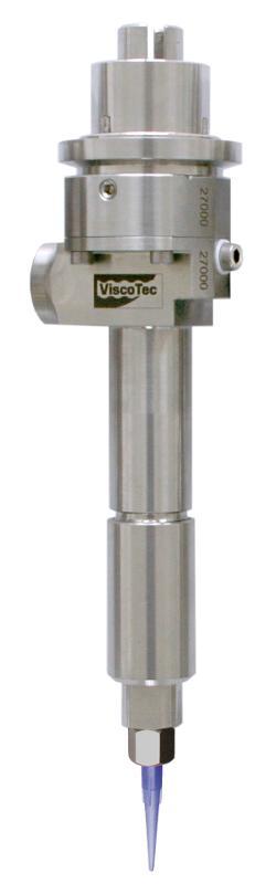 Hochdruck Dispenser 6RD8-EC - Exzenterschneckenpumpe / 1,7 ml/U