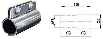 achberg pipe systems - pipe couplings