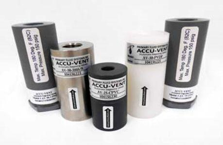 Automatic Degassing Valves - ACCU-VENT