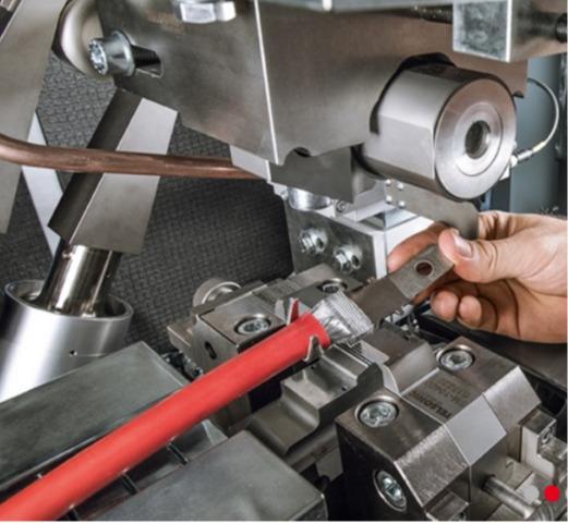 MT8000 PowerWheel® - Presse à souder les métaux - Le procédé de soudage torsionnel ouvre de nouvelles possibilités