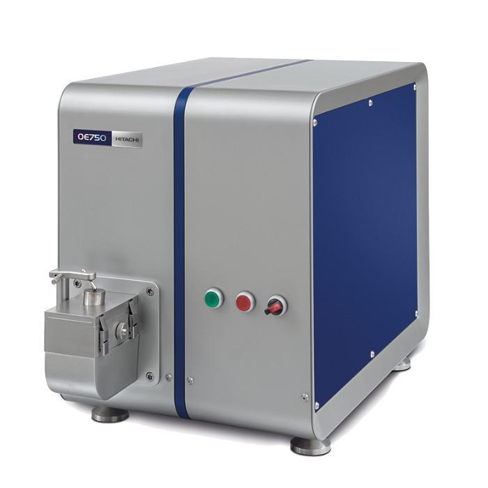 Spektrometr iskrowy OE750 - spektrometr OES do analizy składu chemicznego metali