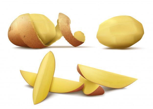 potatoes - null
