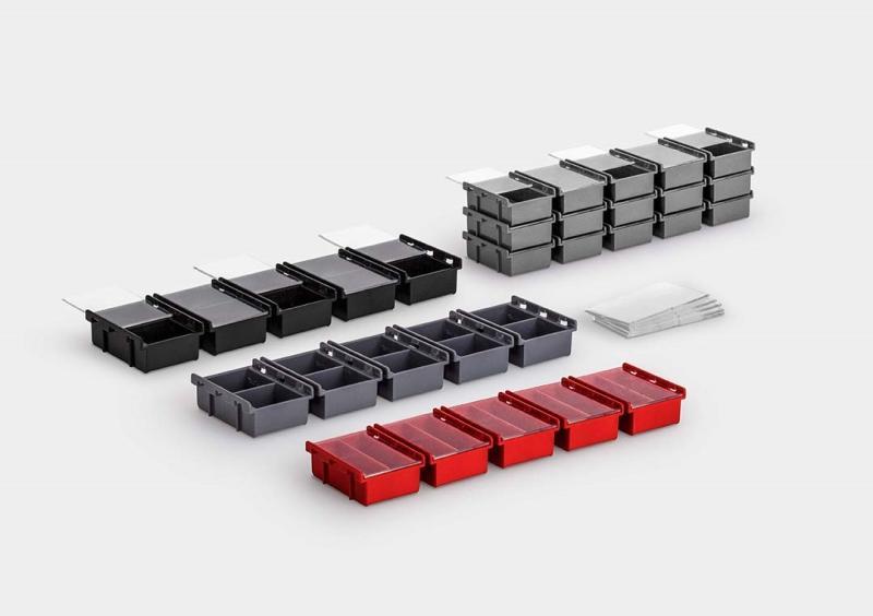InsertSplitBox SL - Scatole in plastica