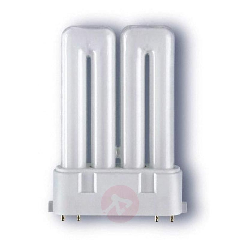 2G10 compact fluorescent bulb Dulux F 18W/830 - light-bulbs