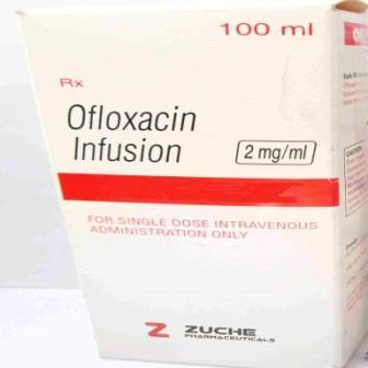 Ofloxacin Infusion - Ofloxacin Infusion