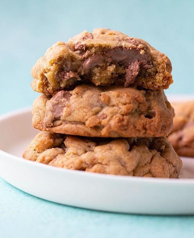 Cookies Bio, Vegan, sans gluten et 100% naturel -
