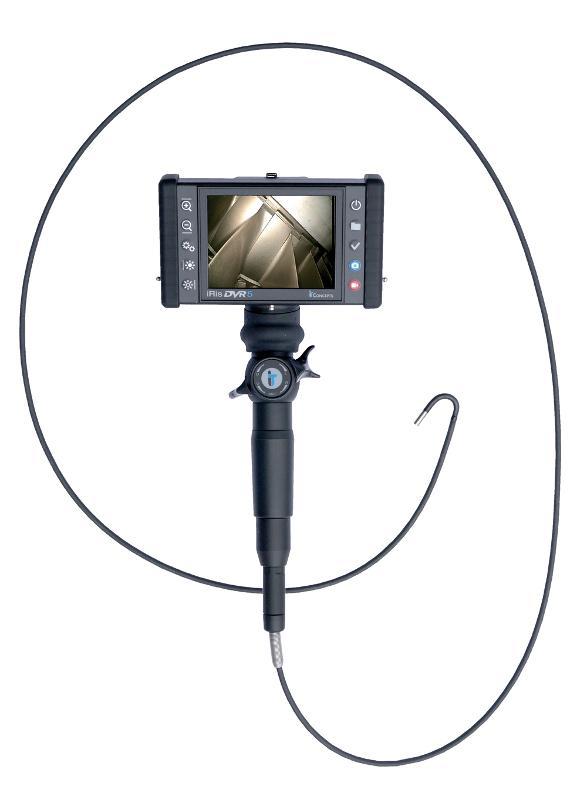 iRis DVR 5 Videoendoskop-System - null