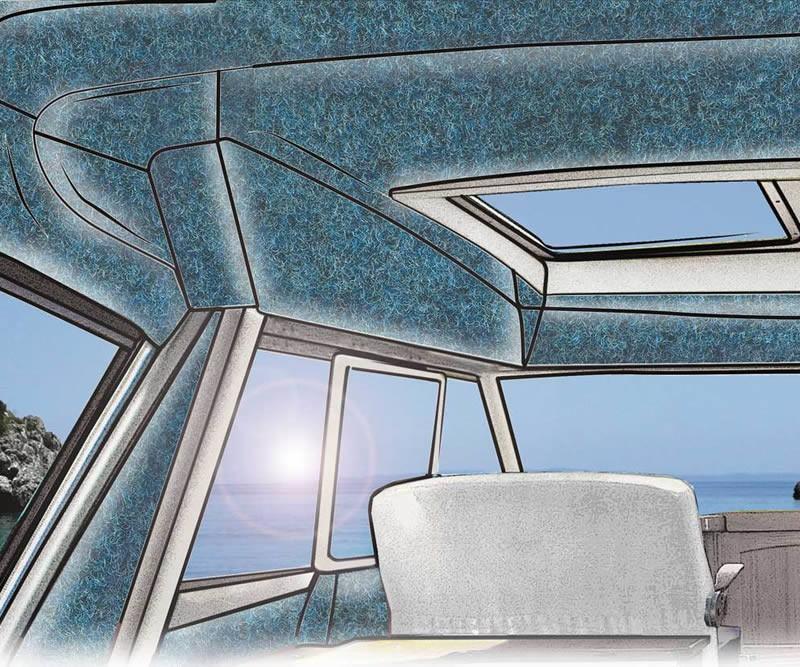 Linings & interior headlining