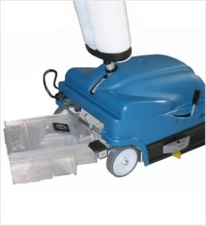 Turbolava Facile 35 230V - Lavasciuga Pavimenti Compatta Efficace e Robusta