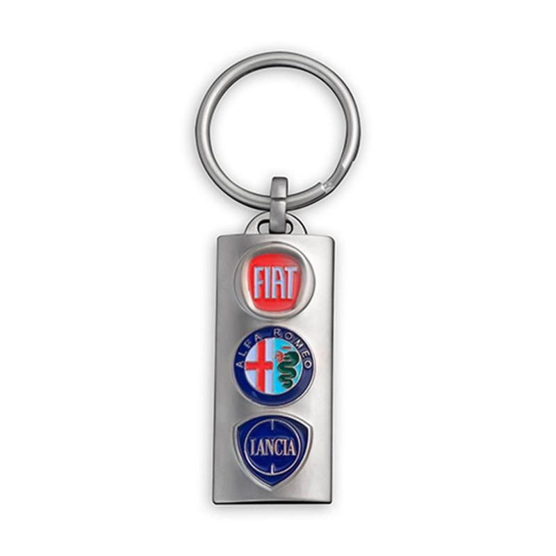 Porte-clés totem éco - Porte-clés métal
