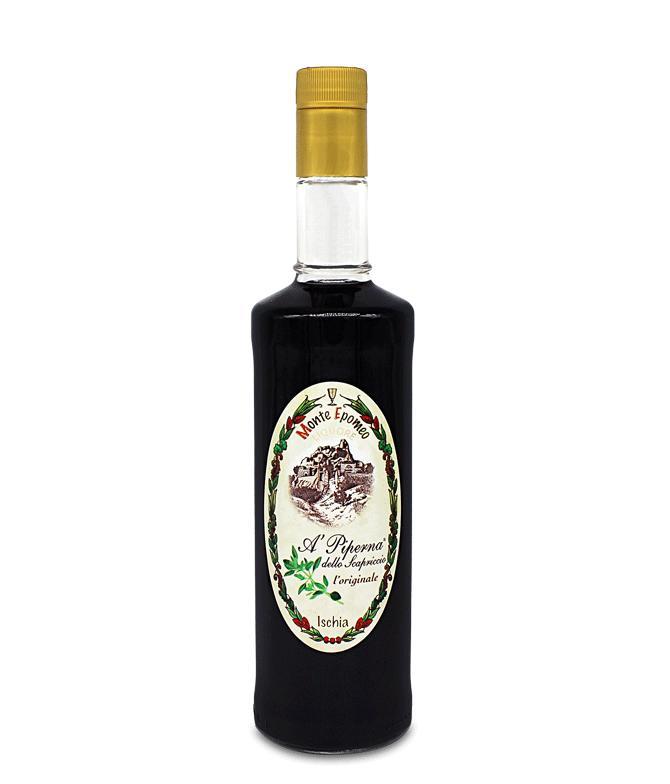 Amaro di Piperna ischitana - Digestivi