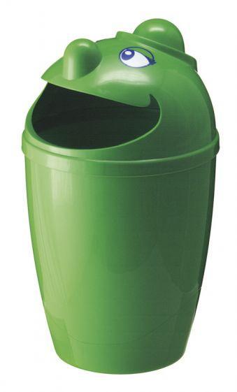 Poubelle Fun enfant 75 litres - Hygiène De Collectivités