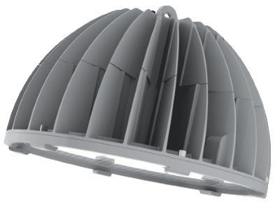 промышленный светодиодный светильник FHB - FHB 03-230-50-D60