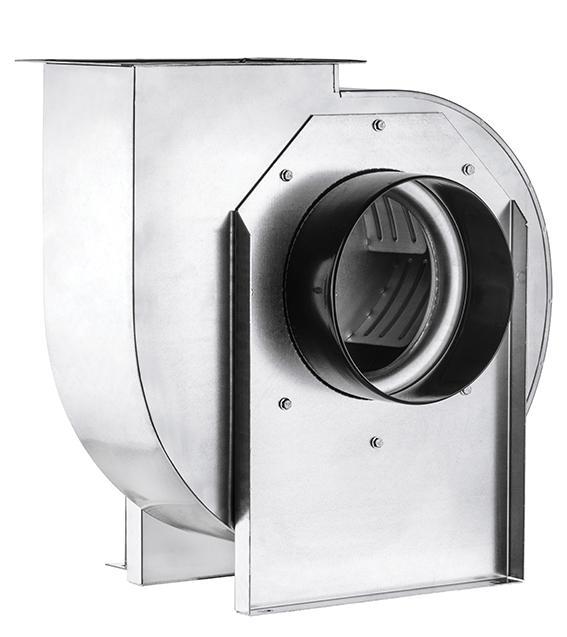 ALC - Niederdruckventilator für Industriegebäude