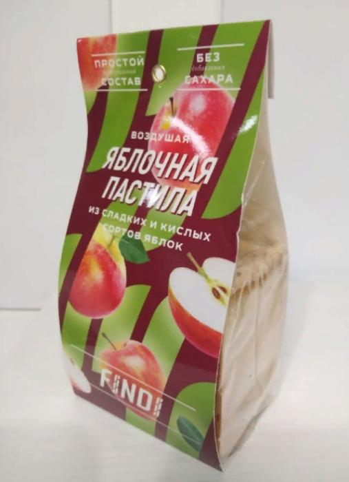 Apple pastila - FINDI