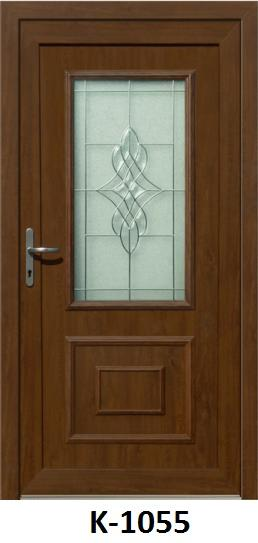 Türfüllungen - Türfüllungen für Eingangstüren aus PVC und Holz