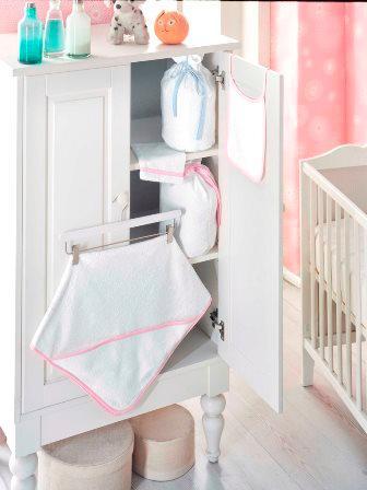 Baby Groups  / Bib / Hooded Towel / Bag -