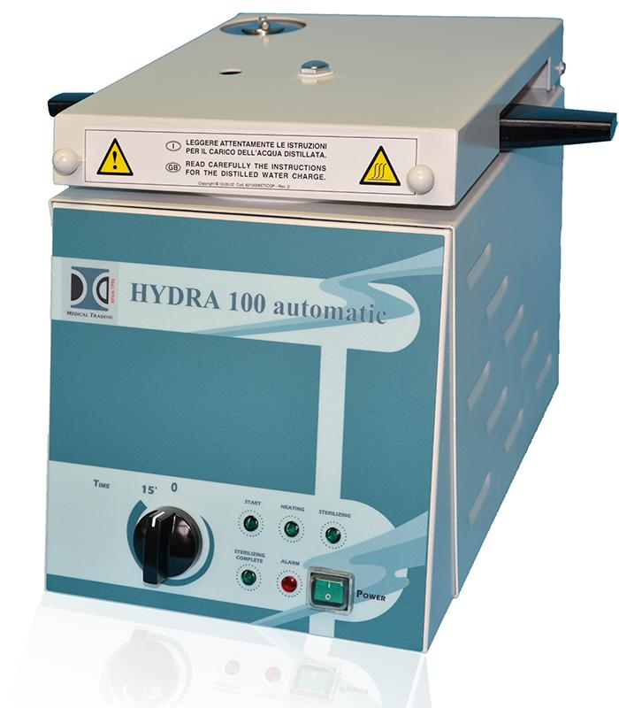 Autoclave Hydra 100 automatic