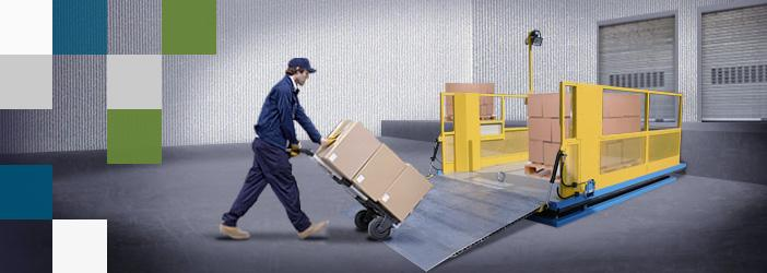 LIFTING TABLE FROM LÖDIGE - LIFT YOUR GOODS EFFICIENTLY