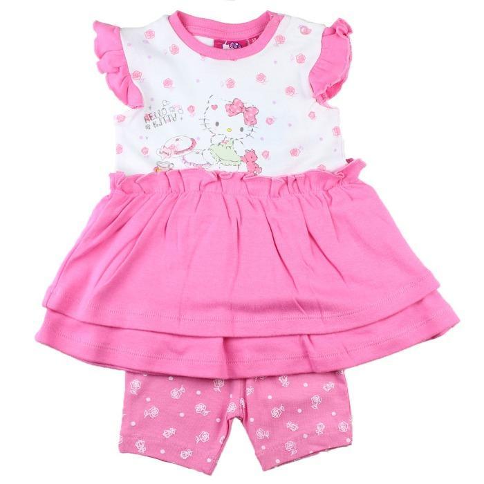 Grossista Set di abbigliamento Hello Kitty - Set di abbigliamento