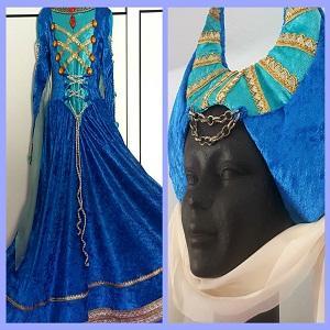 Disfraz medieval - Vestidos exclusivos