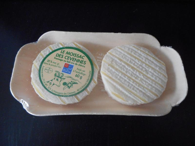 Moissac des Cévennes x 2 sur bois - Produits laitiers