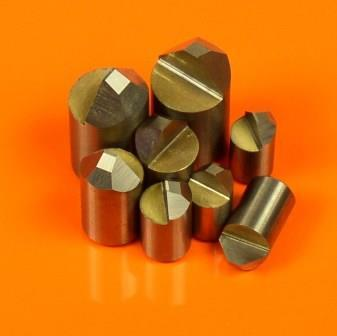 Carbide cutting tool - Tungsten Carbide cutting tool for notching of HSS rolls