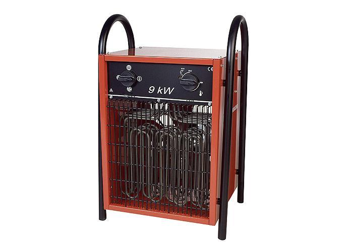Appareils de chauffage électriques - S - Chauffage - Génerateurs à air chaud