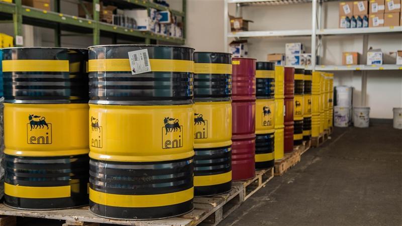 Storage - Lubricants