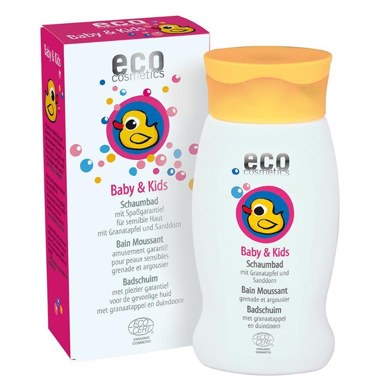ECO Baby & Kids Schaumbad 200ml mit Granatapfel und Sanddorn - null