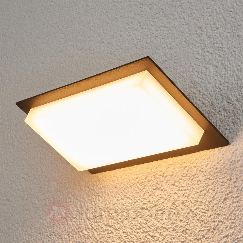 Applique LED dirigée vers le bas Consta, ext. - Appliques d'extérieur LED