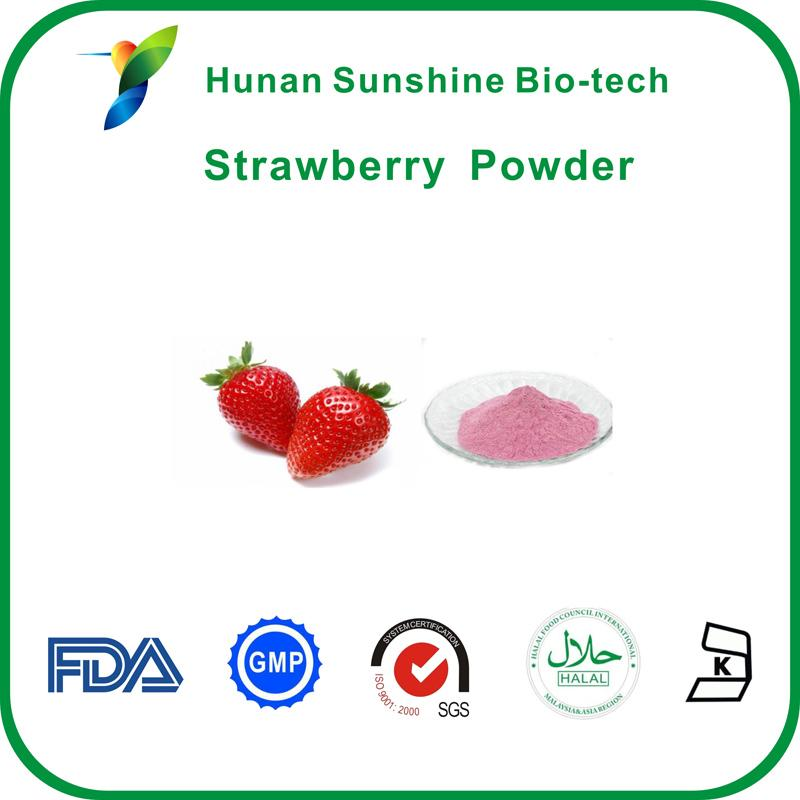 Strawberr powder - Fruit&Vegetable Powder