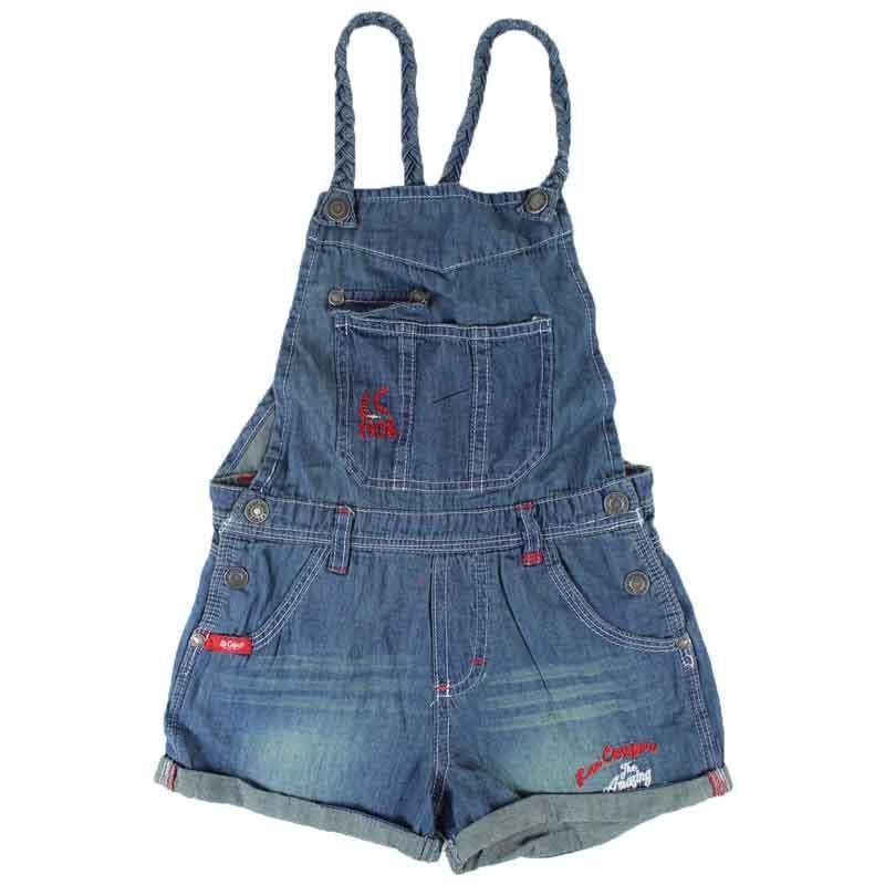 Großhändler kleidung Overalls lizenz Lee Cooper kind - Kleid und Rock und Shorts