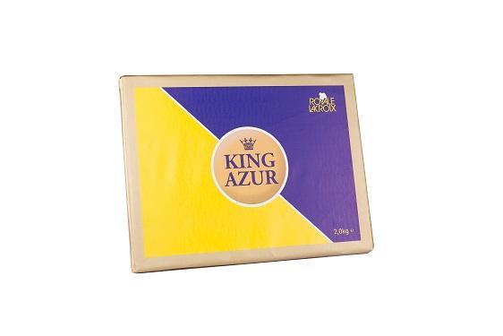 Matière grasse - Margarine - pour Artisans - King Azur