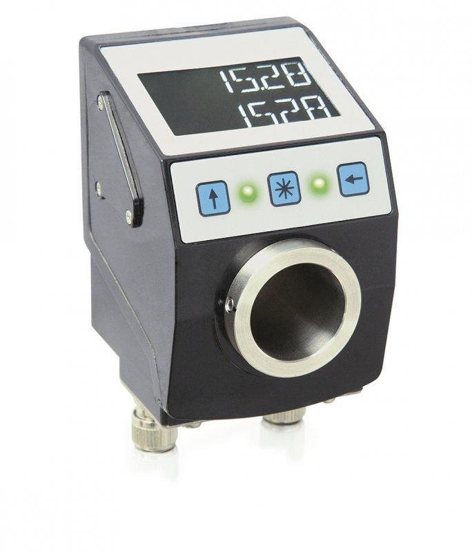 Elektronische Positionsanzeige AP10 - Elektronische Positionsanzeige AP10, mit Busschnittstelle und IO-Link